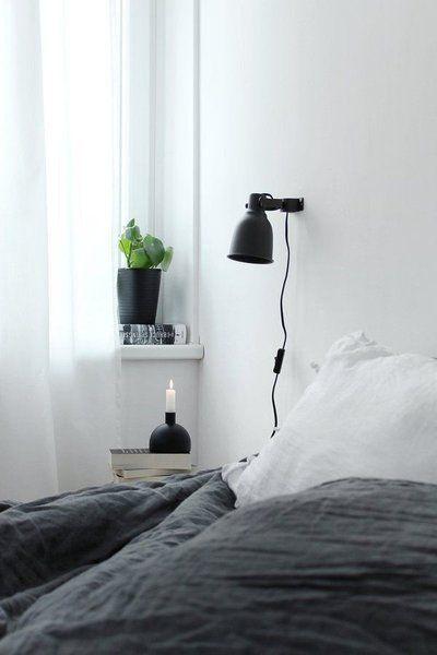 wechselspiel aus hell und dunkel die sch nsten wohnideen aus dem m rz schlafzimmer. Black Bedroom Furniture Sets. Home Design Ideas