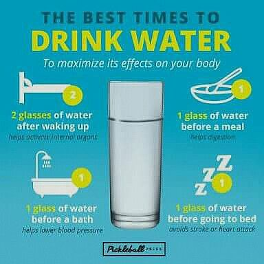 Have a happy World Water Day! Water is the best drink  Safe
