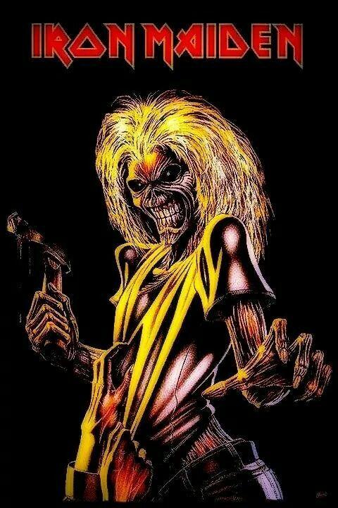 Iron Maiden Purgatory - Genghis Khan