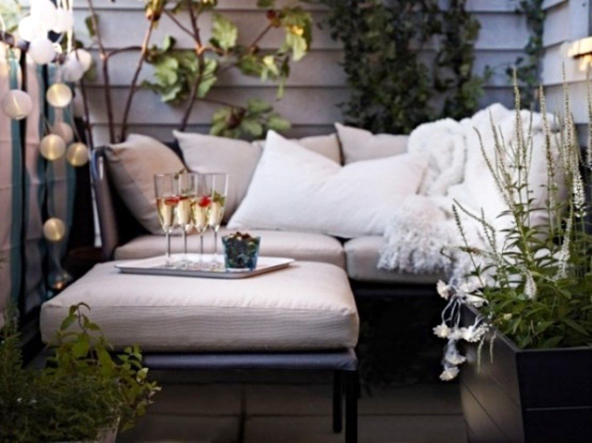 Cozy Winter Terrace Design Ideas Real House Design