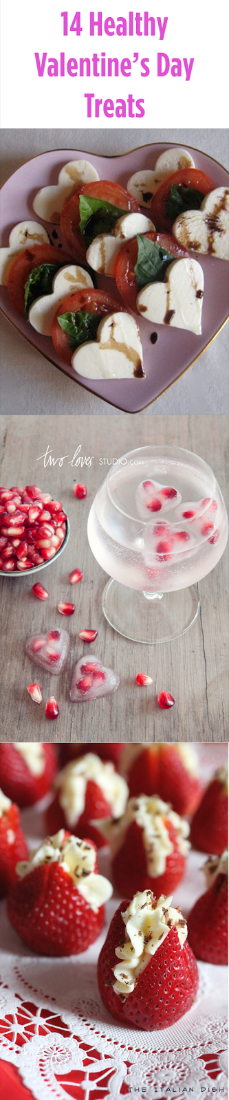 The Top 14 Healthiest Valentine's Day Treats