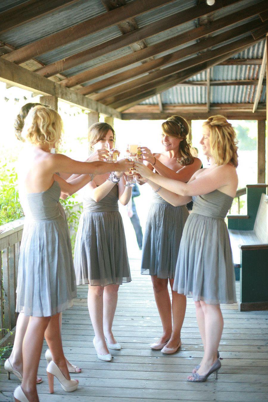 Los gatos wedding at radonich ranch by one true love vintage bridesmaid bridesmaids dresses by jew ombrellifo Gallery