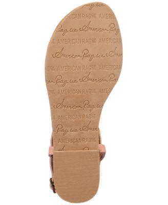 54091440d5dd American Rag Krista T-Strap Flat Sandals