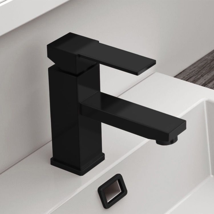 Bathroom Faucet Remer Q11us No Matte Black Single Lever Bathroom Sink Faucet Bathroom Faucets Bathroom Sink Bathroom Sink Faucets