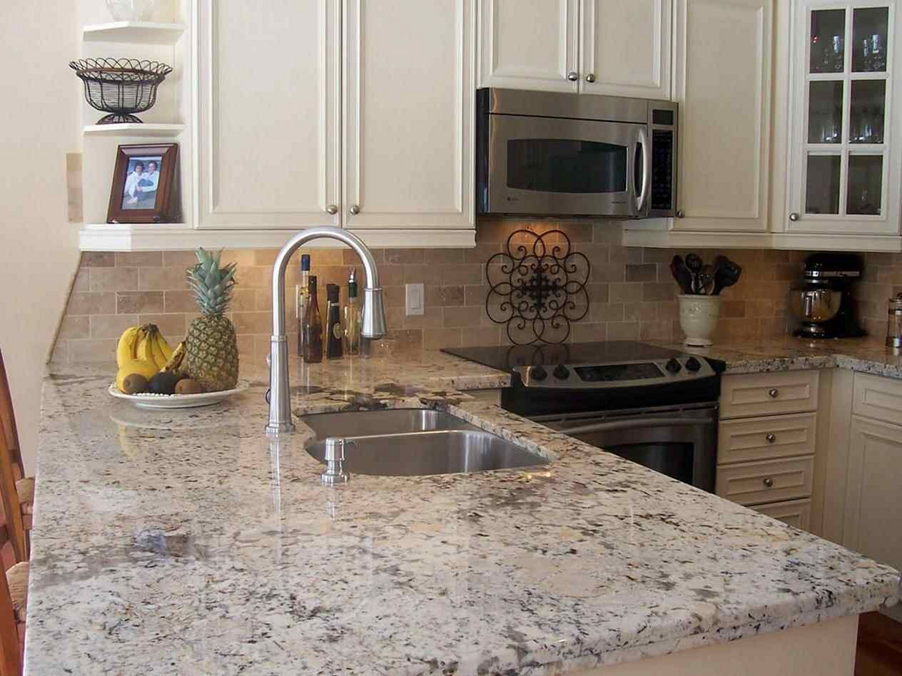 18 Incredible Granite Kitchen Countertops For Enjoyable Cooking Home Apartment Garden Kitchen Remodel Design Affordable Kitchen Remodeling Inexpensive Kitchen Remodel