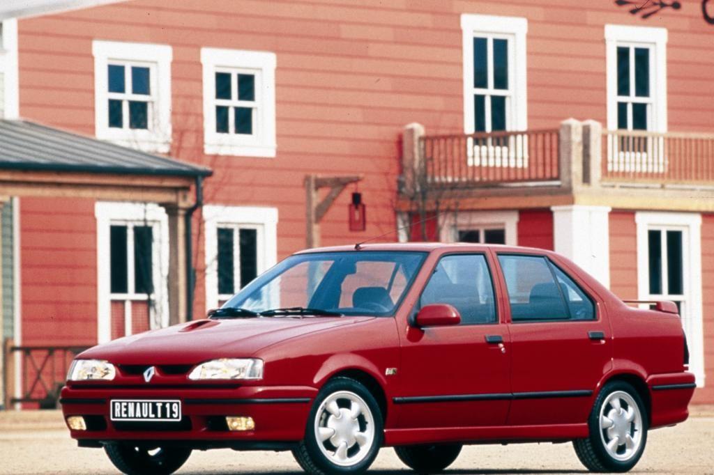 Renault 19 Chamade Der Baguette Jetta Der 90er Renault 19 Coches Retro Autos
