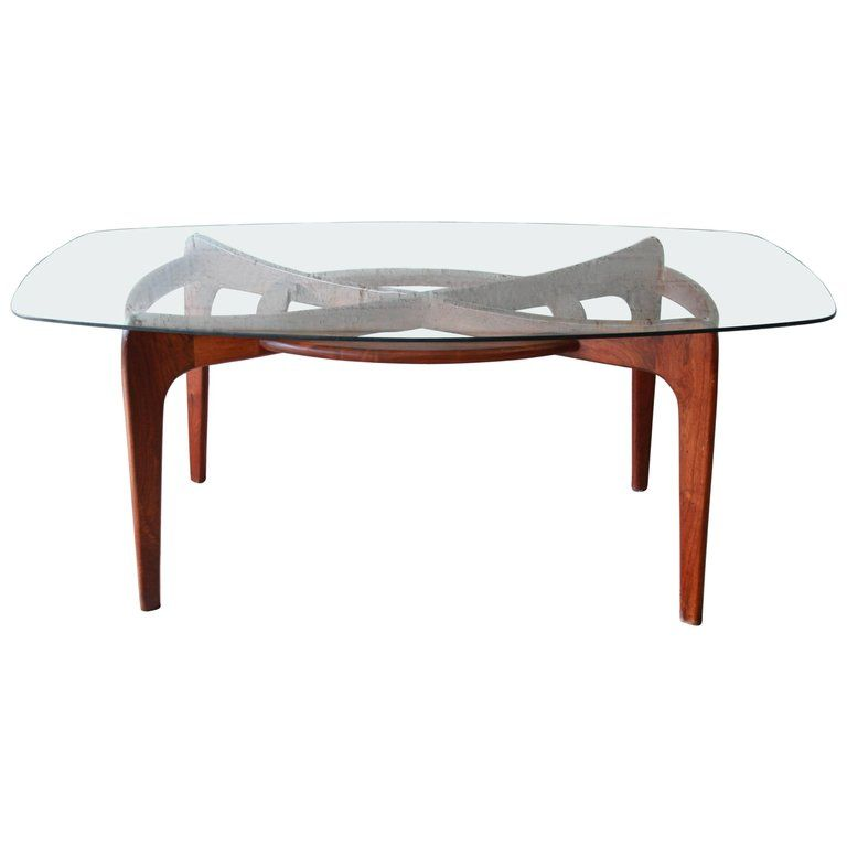 Awesome Oval Walnut Dining Table