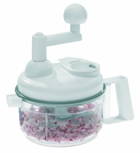 Westmark Germany Manual Food Processor Kitchen Witch