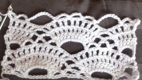 Reihe 9 Virus Schal Schritt Für Schritt Pinterest Croché