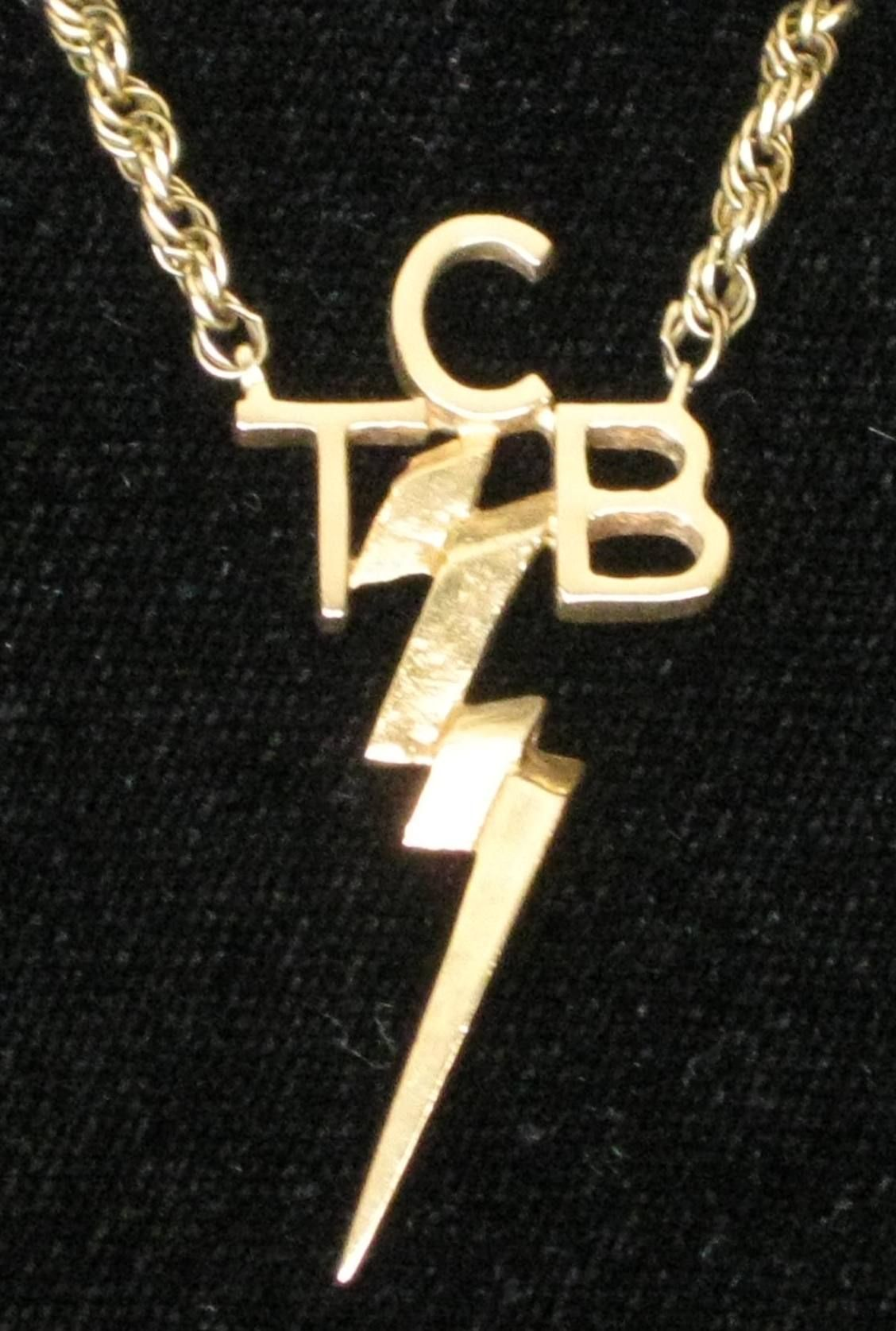 Elvis tcb necklace need this too the finishing touch elvis tcb necklace need this too mozeypictures Image collections