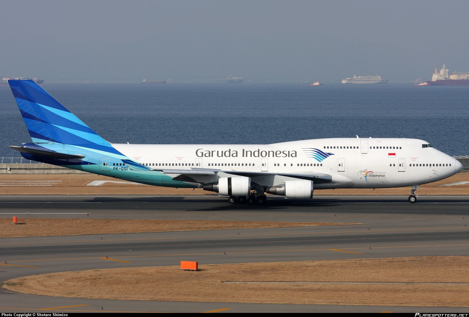 Garuda Indonesia Boeing 747 Aircraft Pinterest Wing Pilot