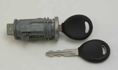 Chrysler Dodge Jeep Plymouth Ignition Key Switch Lock Cylinder W 2