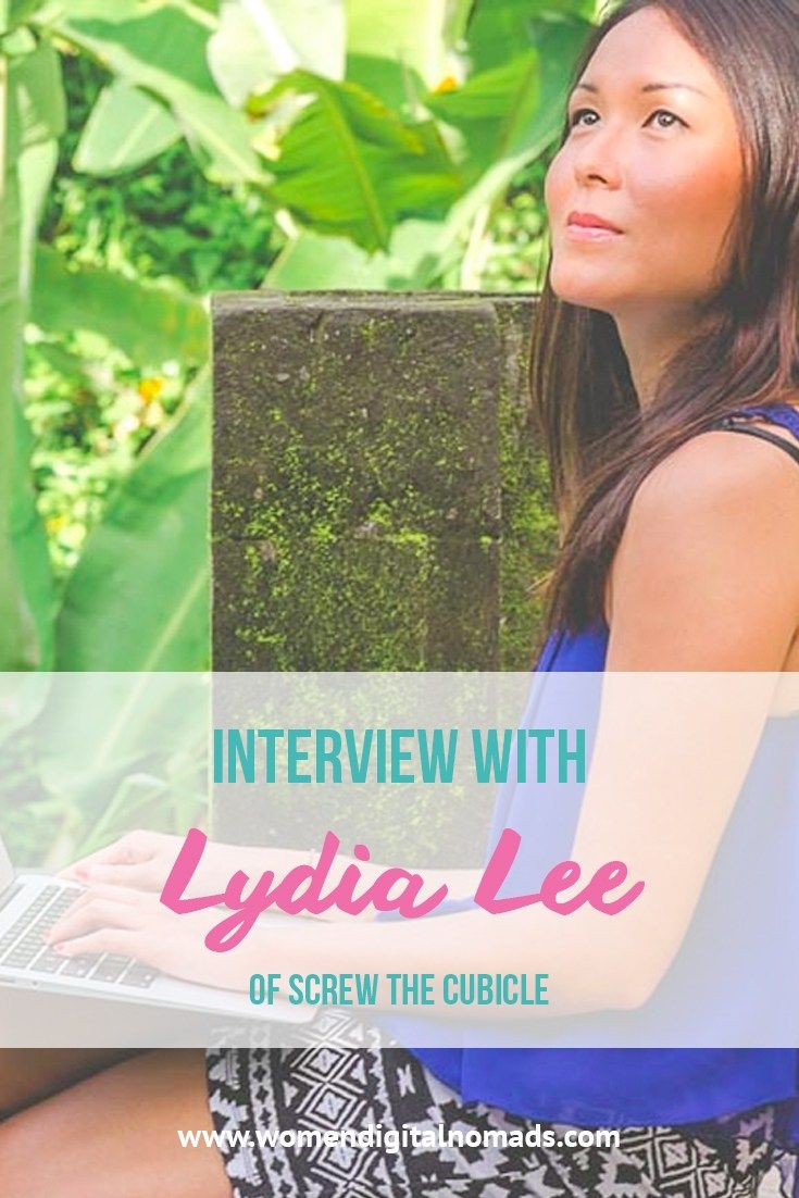 Lydia Lee business coach