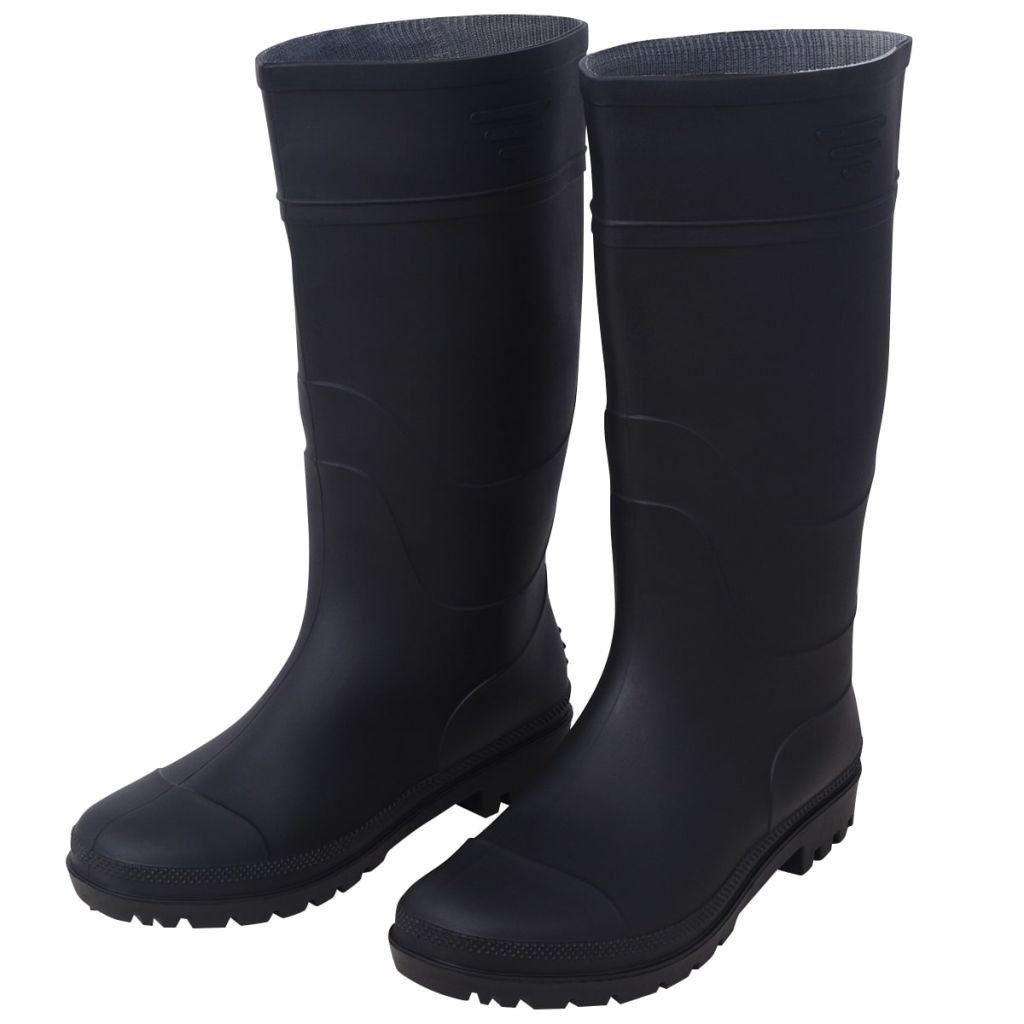 vidaXL Stövlar Wellington strl. 44 svart | Boots