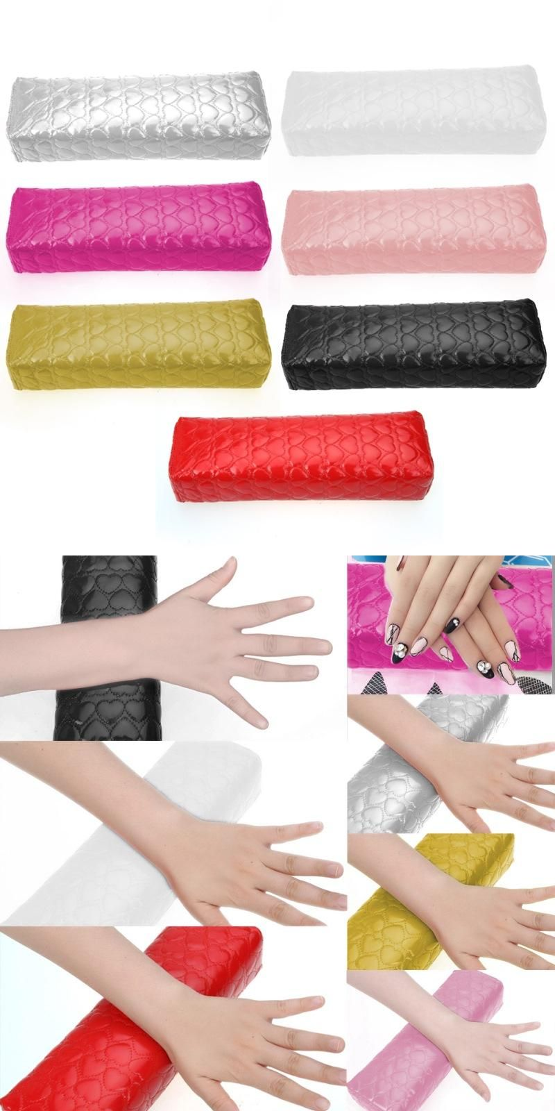 Visit To Buy Nail Art Hand Pillow Rest Soft Pu Hand Cushion Nail Art Design Arm Holder For Manicure Hand Rest Tools E Hand Pillow Pillow Art Nail Art Designs