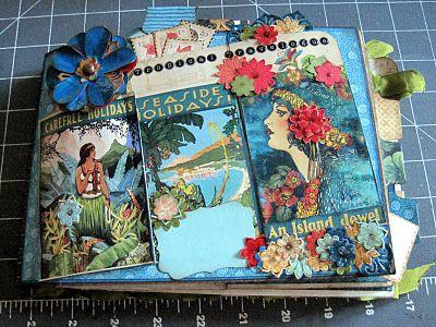 tropical travelogue book
