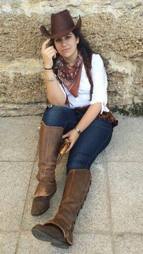 Cowgirl costume u2026   Pinteresu2026