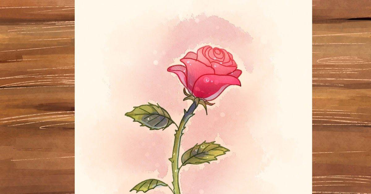Menakjubkan 13 Gambar Sketsa Bunga Bagus 3 Cara Untuk Menggambar Bunga Mawar Wikihow Kumpulan Contoh Gambar Arsiran Lengkap Denga Di 2020 Bunga Lukisan Bunga Sketsa