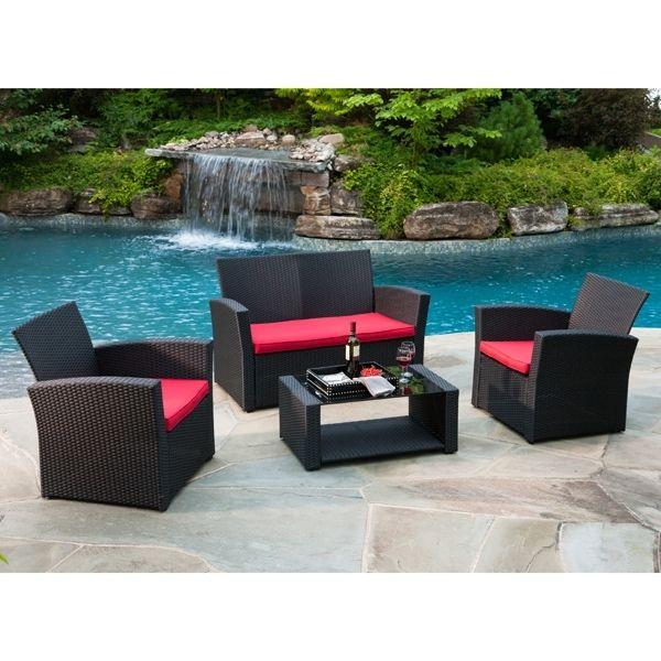 Hampton Deep Seating Meubles De Jardin Garden