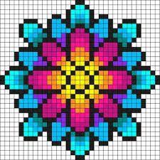 Image Associée Dessin Pixel Dessin Petit Carreau Et