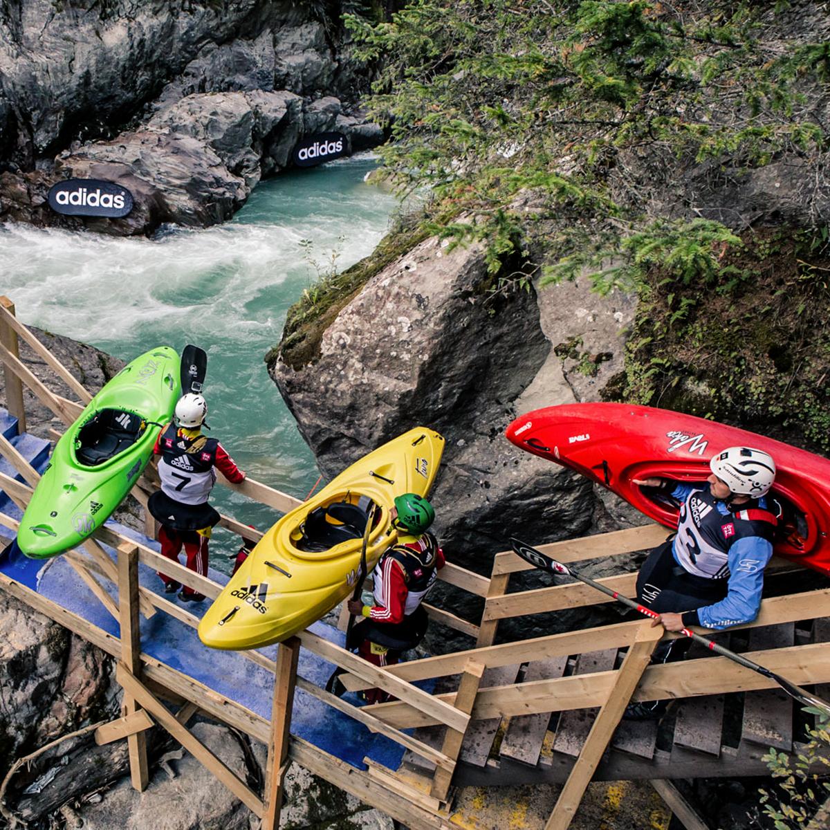 Incitar Restricción Restaurar  So sick of waiting – On October 6th the adidas Sickline Extreme Kayak World  Championships are on! The best wild … | Whitewater kayaking, White water  kayak, Kayaking