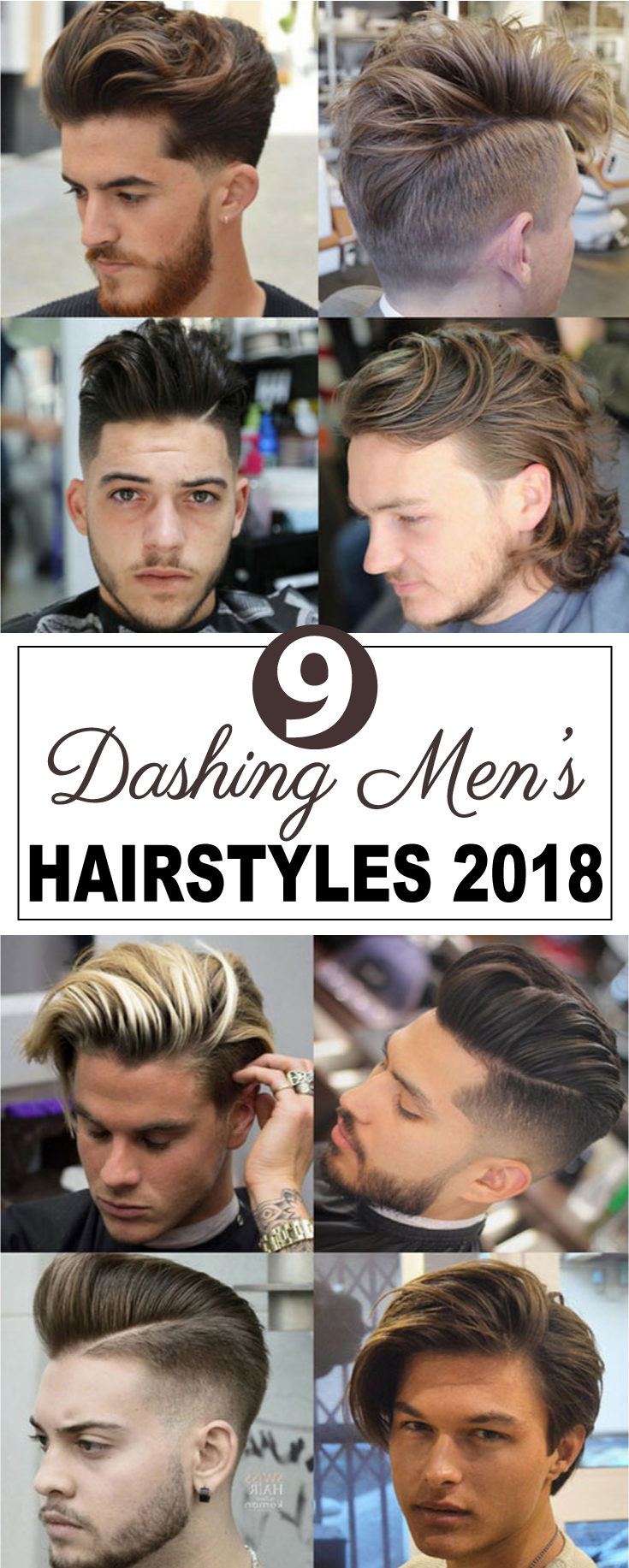 How To Find The Right Hairstyle For Men | Best Hairstyles 2018