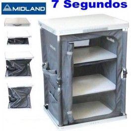 Mueble cocina plegable en 7 Segundos Midland   Tienda de ...