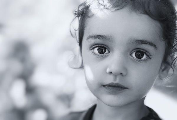 Foto de niño