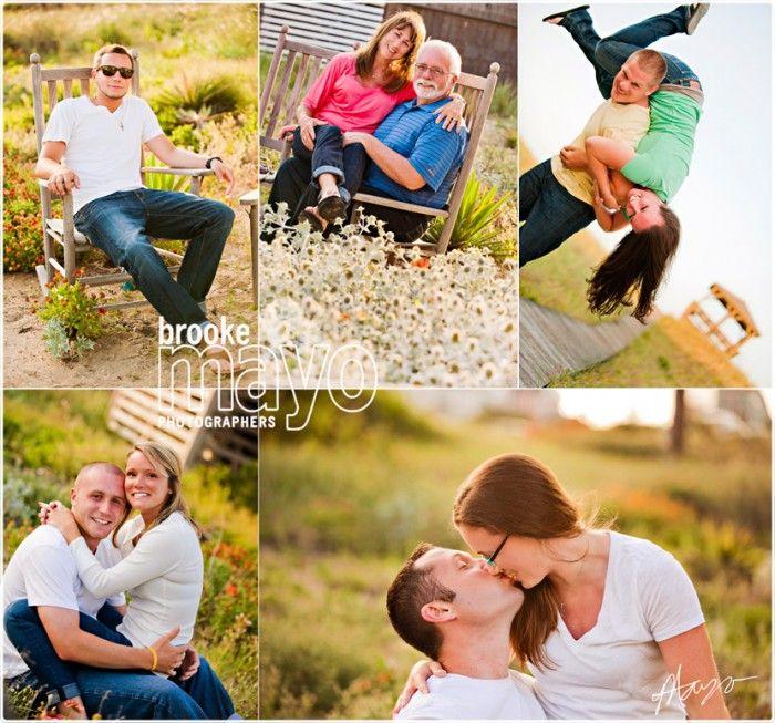 Outer Banks nags head beach portraits, www.brookemayo.com Brooke Mayo Photographers
