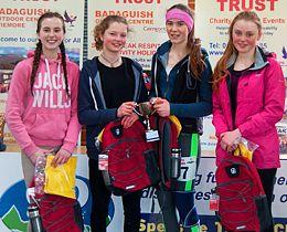 Winning Ladies Team – Team Fabulous