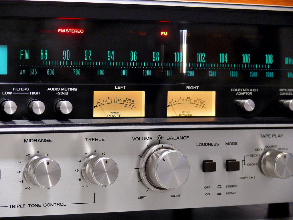 모든 크기 | Sansui 7070 Stereo Receiver | Flickr – 사진 공유!