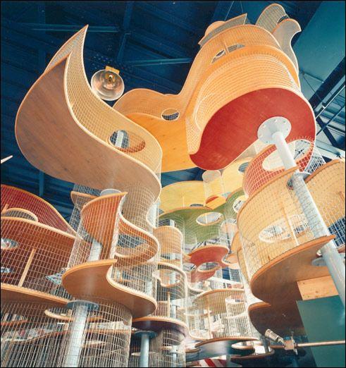 Playroom Workroom Bedroom 1965: Children's Museum Of Memphis