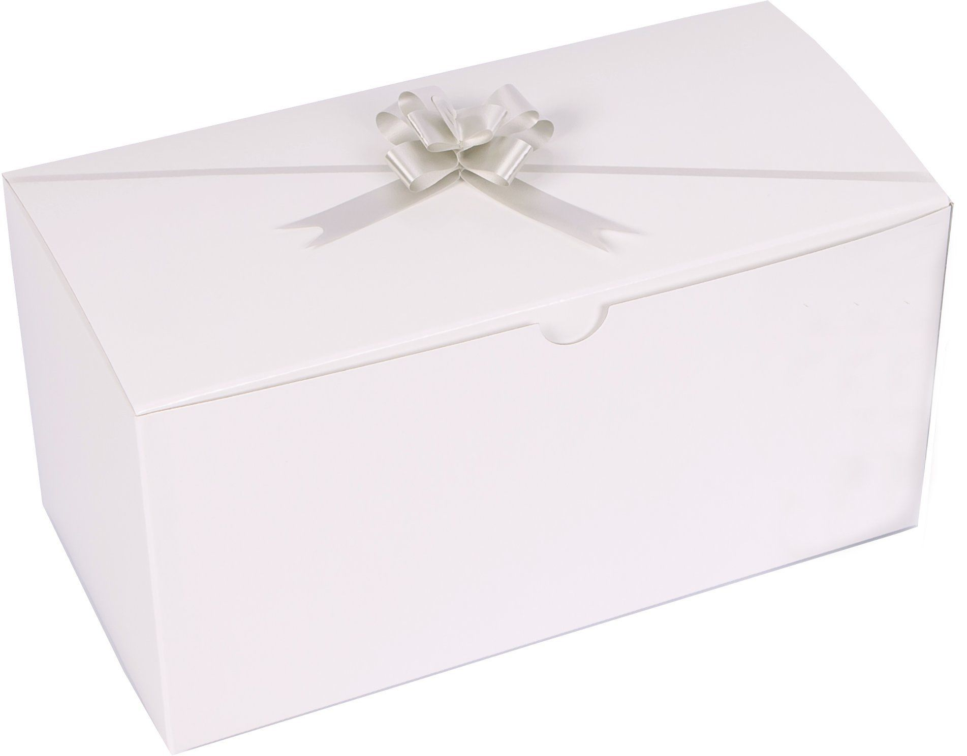 Robot Check Gift Boxes With Lids Favorite Things Gift White Gift Boxes