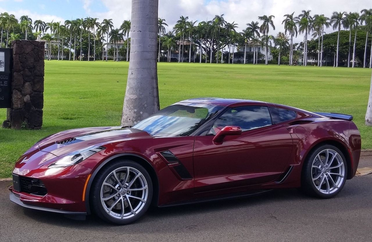 Corvette — 2017 Corvete Grand Sport Cool sports cars