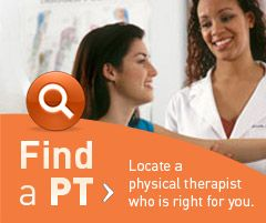 Charming Looking For A Physical Therapist In Your Area? Use Our Find A PT Search Tool