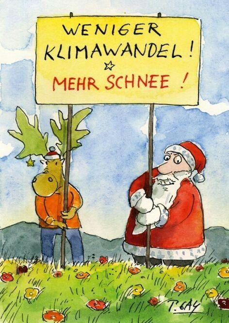 Weniger Klimawandel! | Weihnachtswitze, Weihnachtsstimmung ...