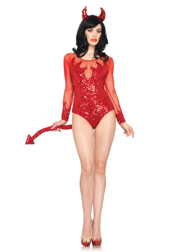 costumes Adult devil