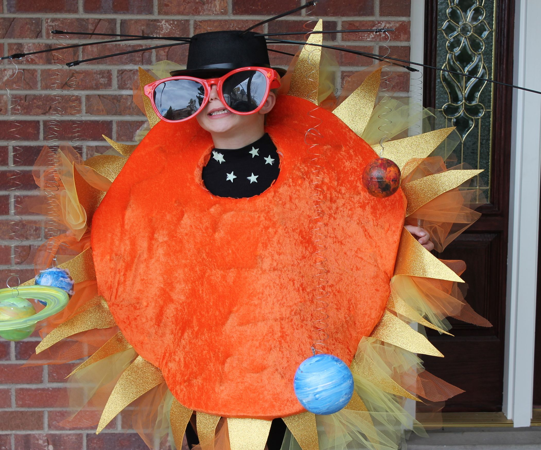 Space Costumes Kid Costume Ideas Halloween Makeup Holidays Favorite Holiday Glue Guns Solar System