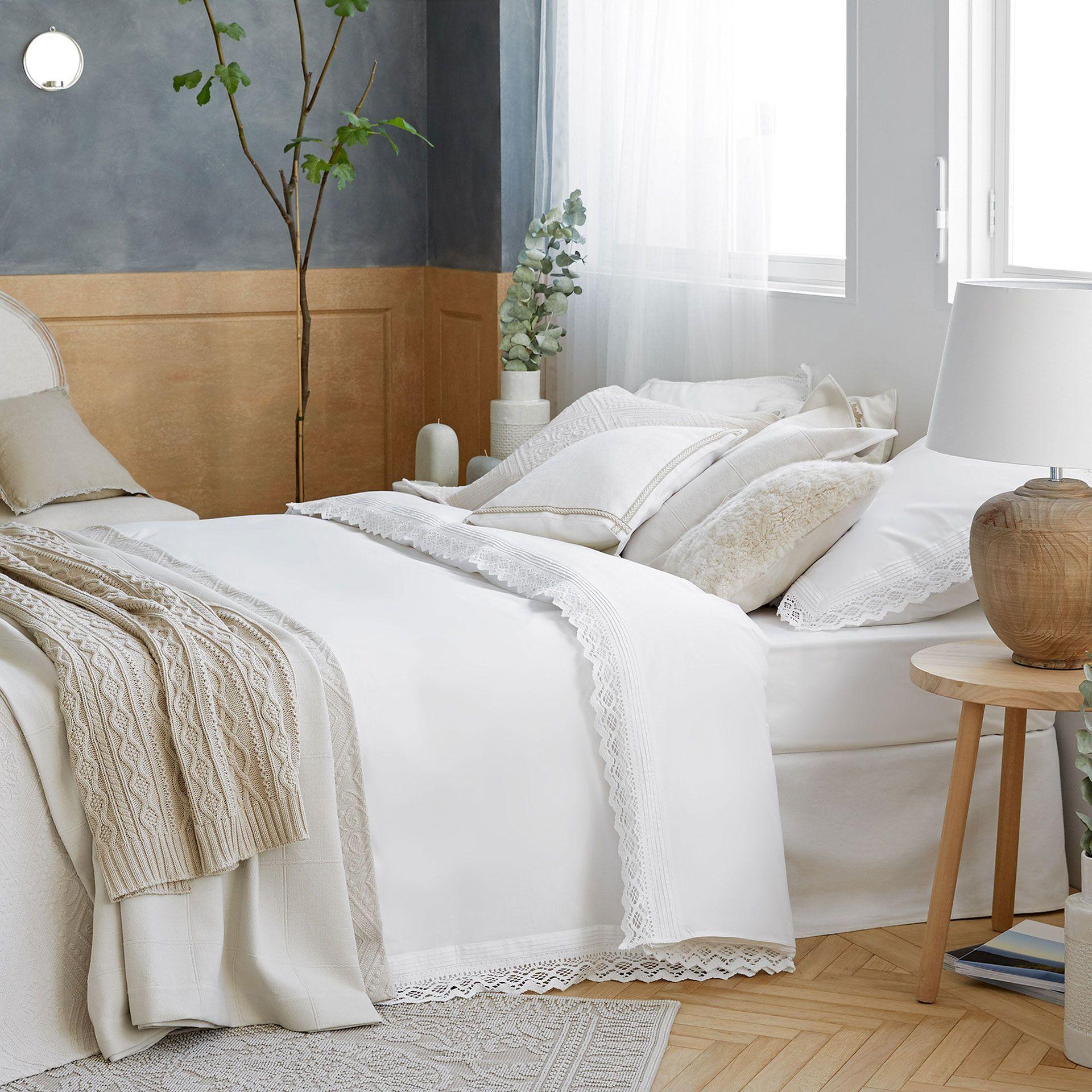 ein hauch mode f r ihr schlafzimmer mit rosa blauen. Black Bedroom Furniture Sets. Home Design Ideas