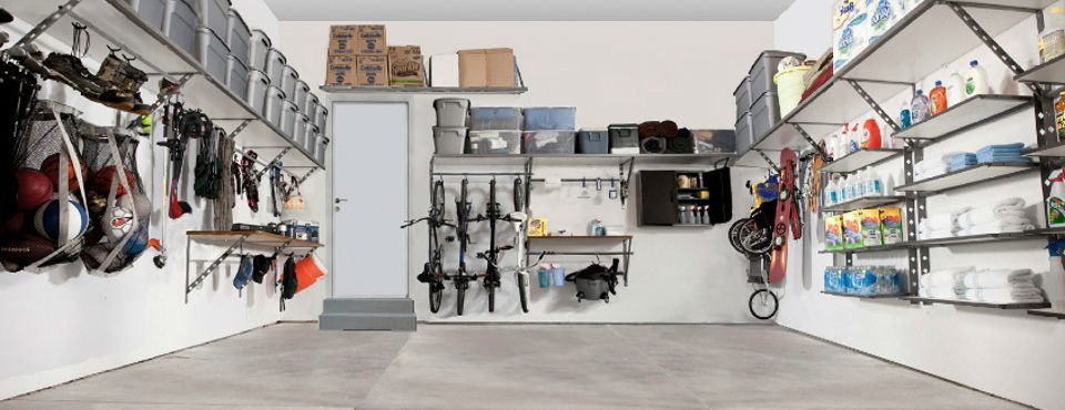 Garage Shelving Systems Storage Tips Ideas And Solutions Monkey Bar