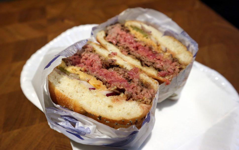 Prag Cze Nase Maso Rawrbrgr Com Lebensmittel Essen Essen Burger