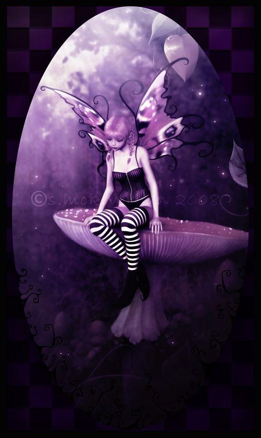 Myriam | Fairy World in 2019 | Gothic fairy, Fairy art