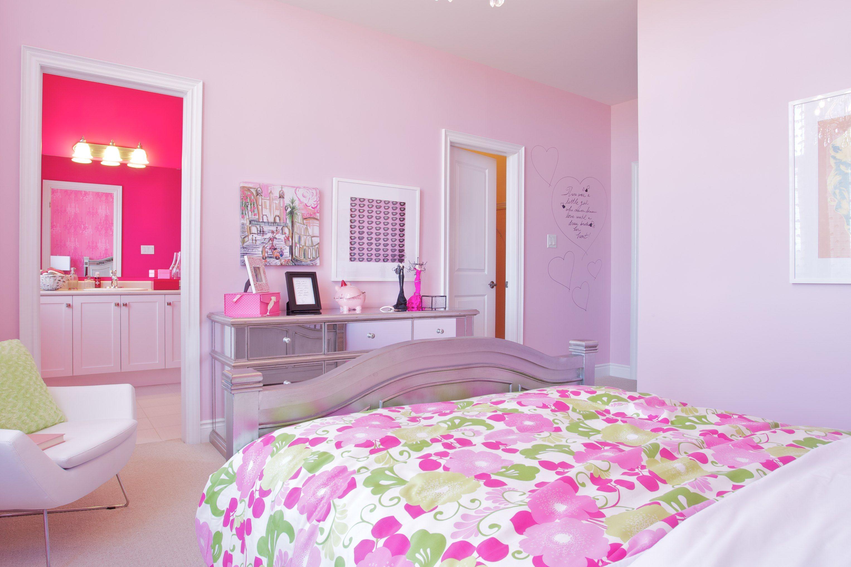 Teenage Rooms: Pretty In Pink: Forest Trail Estates Ballantrae Ontario