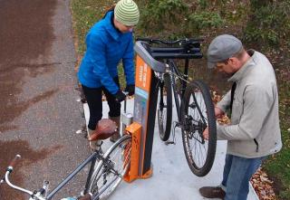 Washington County Will Install Bike Fix It Stations At Five