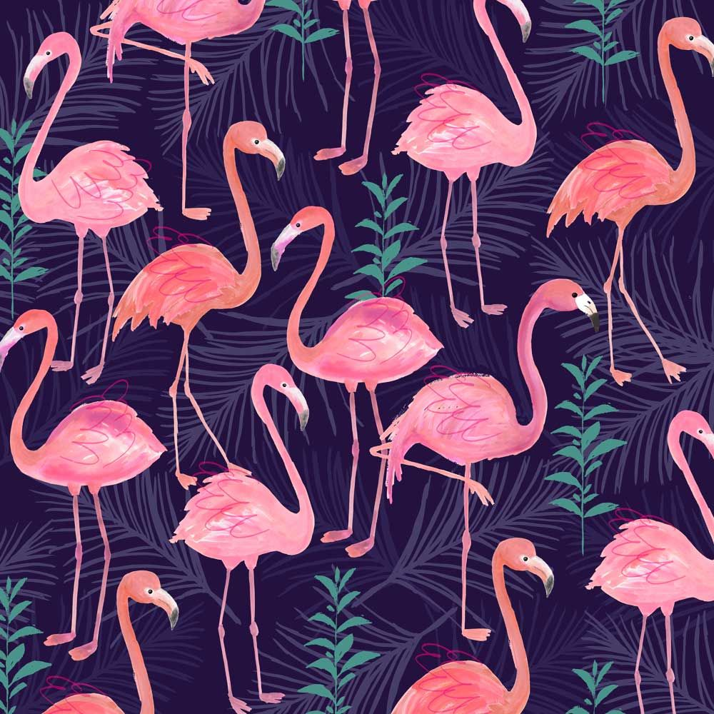 Bio Fleece Stoff Natur Shop Pinterest Flamingo Print Colors Patterns Prints Flamingo Pink