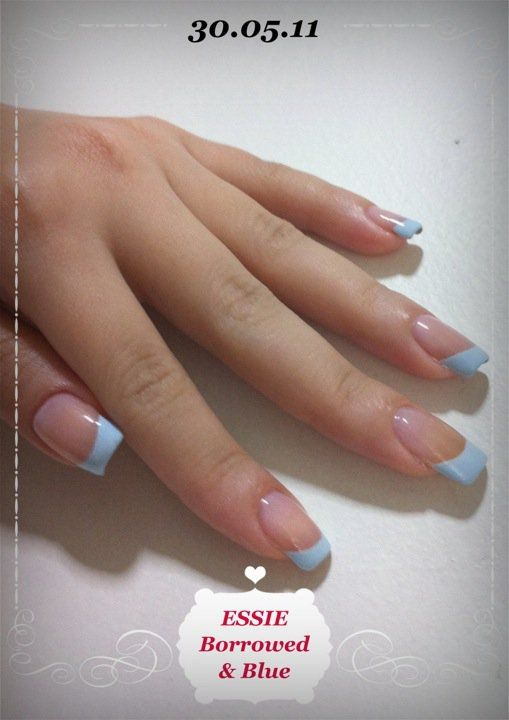 Pin By Faith Peak On Little Things Bride Nails Manicure Wedding Nails