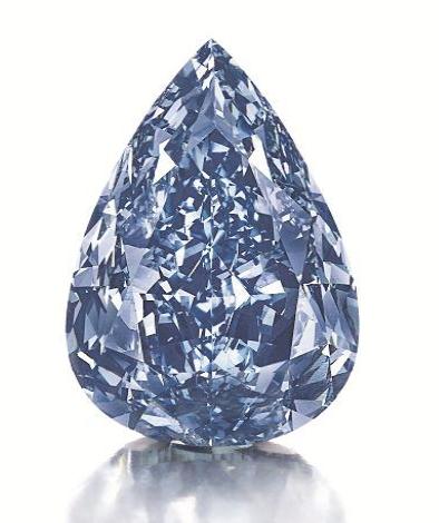 Blue Png 394 470 Colored Diamonds Blue Diamond Gemstones