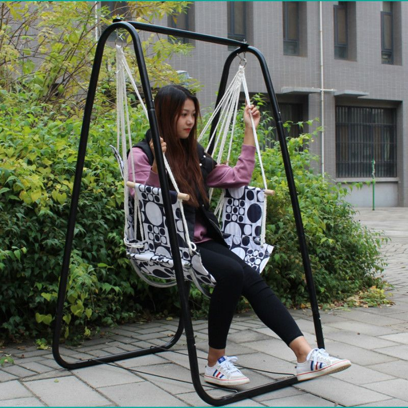 Adult Thickening Swing Chair University Dormitory Lazy