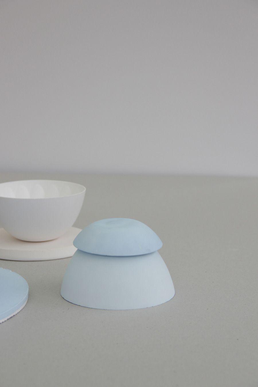 Lina Marie Koeppen Porcelana Colores Tierra