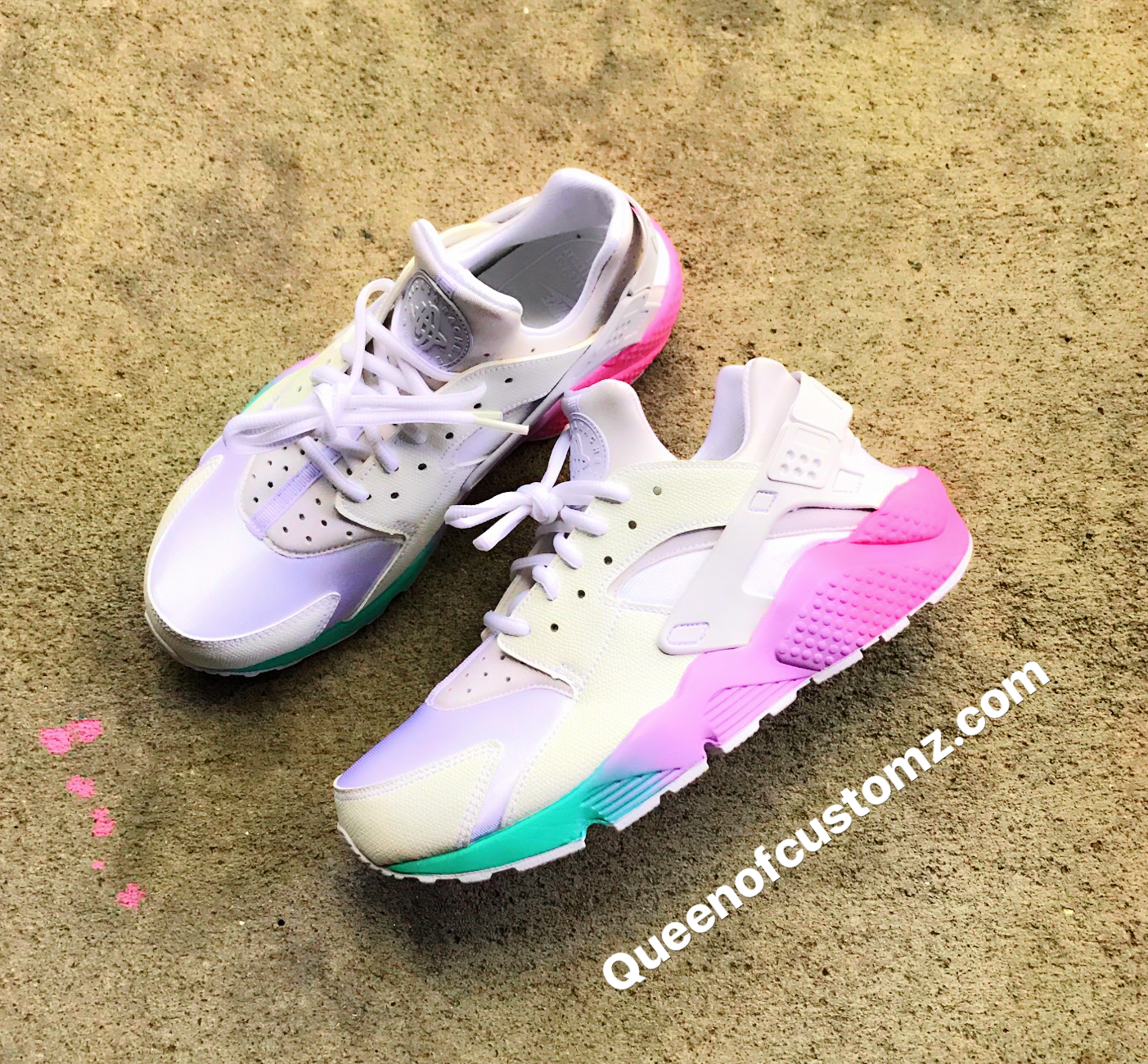 73004124526282 ... spain unicorn nike huaraches custom queenofcustomz nike huarache  huaraches unicorn kicks cd5aa 5aede
